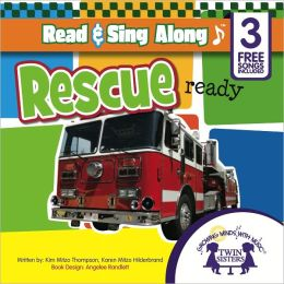 Rescue Ready Sound Book [Includes 3 Songs]
