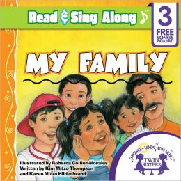 My Family Read & Sing Along [Includes 3 Songs]