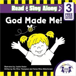 God Made Me Read & Sing Along [Includes 3 Free Songs]