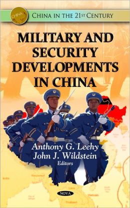 Military and Security Developments in China