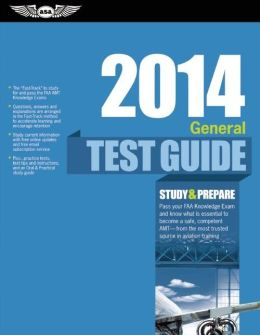 General Test Guide 2014 Book and Tutorial Software Bundle