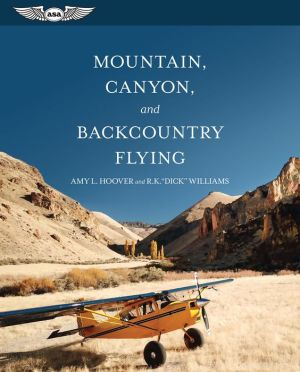 Book Mountain, Canyon, and Backcountry Flying|Paperback