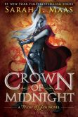 Book Cover Image. Title: Crown of Midnight (Throne of Glass Series #2), Author: Sarah J. Maas