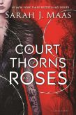 Book Cover Image. Title: A Court of Thorns and Roses, Author: Sarah J. Maas