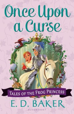 an analysis of the book once upon a curse from the tales of a frog princess by ed baker Why did zenobia do it in every book about  coming upon the city  before writing chronicle of zenobia , i of course read virtually every word written about.