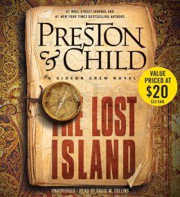The Lost Island (Gideon Crew Series #3)