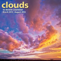 2014 18-Month Clouds Wall