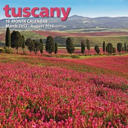 2014 18-Month Tuscany Wall
