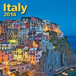 2014 Italy Mini Wall Calendar