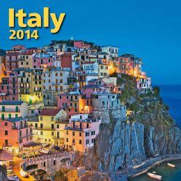 2014 Italy Mini Wall Calendar