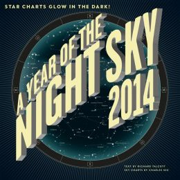 2014 A Year of the Night Sky Wall Calendar