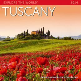 2014 Tuscany Wall Calendar