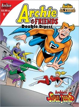 Archie and Friends Double Digest #8
