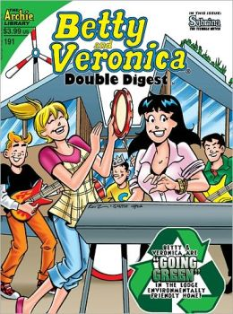 Betty and Veronica Double Digest #191