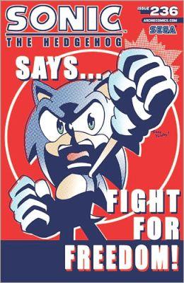 Sonic the Hedgehog #236