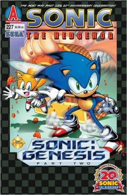 Sonic the Hedgehog #227