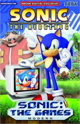 Sonic the Hedgehog: The Games - Modern