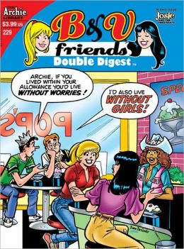 B&V Friends Double Digest #229