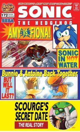Sonic the Hedgehog #172