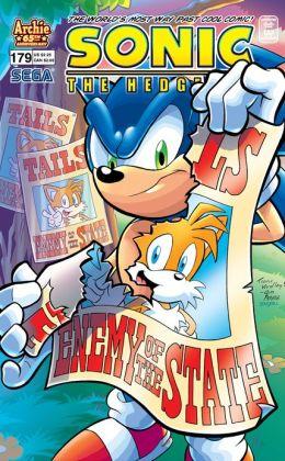 Sonic the Hedgehog #179