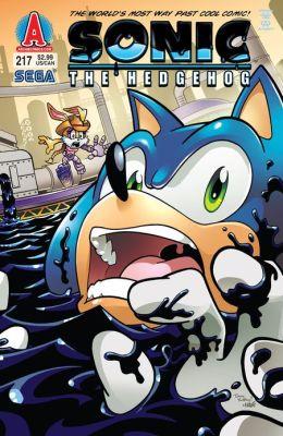Sonic the Hedgehog #217