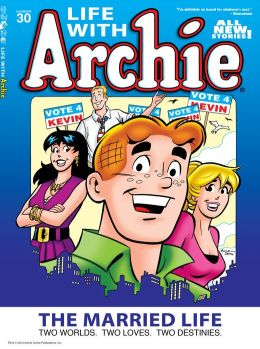 Life With Archie Magazine #30