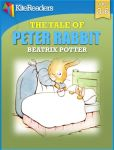 Book Cover Image. Title: The Tale of Peter Rabbit, Author: Beatrix Potter