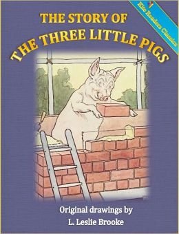 The Story of The Three Little Pigs (KiteReaders Classics)