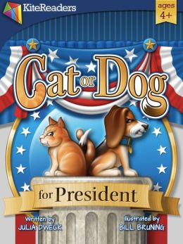 Cat or Dog for President: A Pet Lover's Choice!