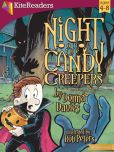 Book Cover Image. Title: Night of the Candy Creepers, Author: Donna Davies
