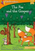 Book Cover Image. Title: The Fox and the Grapes, Author: Roberto Piumini