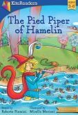 Book Cover Image. Title: The Pied Piper of Hamelin, Author: Roberto Piumini