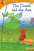 Book Cover Image. Title: The Cicada and the Ant, Author: Roberto Piumini
