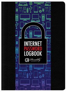 Internet Password Logbook - B&N