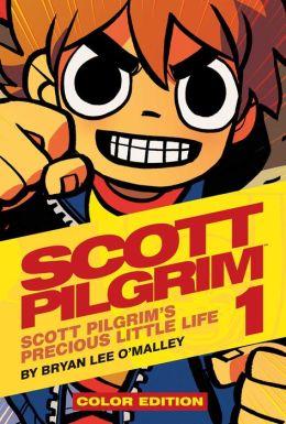 Scott Pilgrim Color Hardcover, Volume 1: Precious Little Life