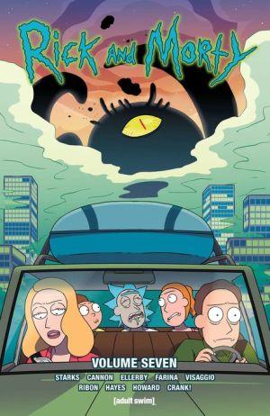 Rick And Morty Vol 7
