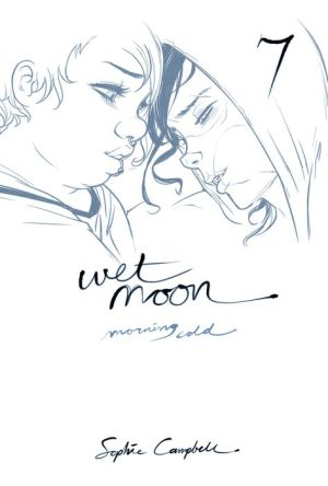Free electronic books for phones to download Wet Moon Vol. 7: Morning Cold by Sophie Campbell  English version