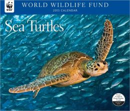 2013 Turtles WWF Wall Calendar