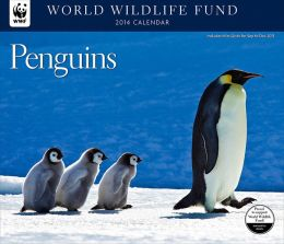 2014 Penguins WWF Wall Calendar