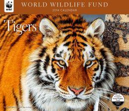 2014 Tigers WWF Wall Calendar