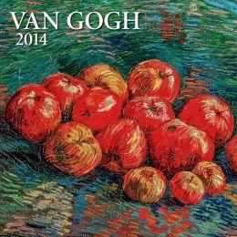 2014 Van Gogh Wall Calendar