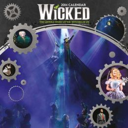 2014 Wicked Wall Calendar