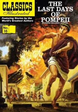 Last Days of Pompeii - Classics Illustrated #35 (NOOK Comics with Zoom View)