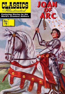 Joan of Arc - Classics Illustrated #78 (NOOK Comics with Zoom View)