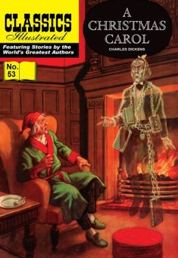 A Christmas Carol - Classics Illustrated #53 (NOOK Comics with Zoom View)