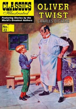 Oliver Twist - Classics Illustrated #23 (NOOK Comics with Zoom View)