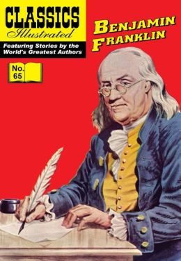 Benjamin Franklin - Classics Illustrated #65 (NOOK Comics with Zoom View)