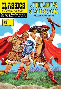 Julius Caesar - Classics Illustrated #68 (NOOK Comics with Zoom View)