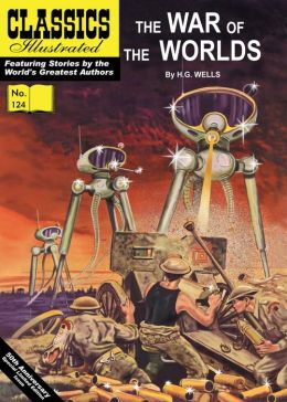 War of the Worlds - Classics Illustrated #124 (NOOK Comics with Zoom View)