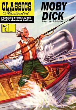 moby dick book report A literary classic that wasn't recognized for its merits until decades after its publication, herman melville's moby-dick tells the tale of a whaling ship and its crew, who are carried progressively further out to sea by the fiery captain ahab obsessed with killing the massive whale, which had.